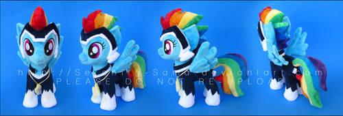 Plushie: Zapp - My Little Pony: FiM