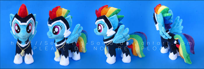 Plushie: Zapp - My Little Pony: FiM