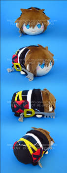 Stacking Plush: Small Sora - KH
