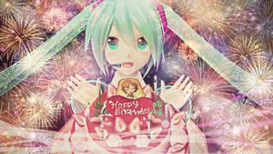 Happy birthday MNV-MMD !!