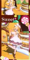 [PDA FT] Sweet Magic ! - [New Rin Module]