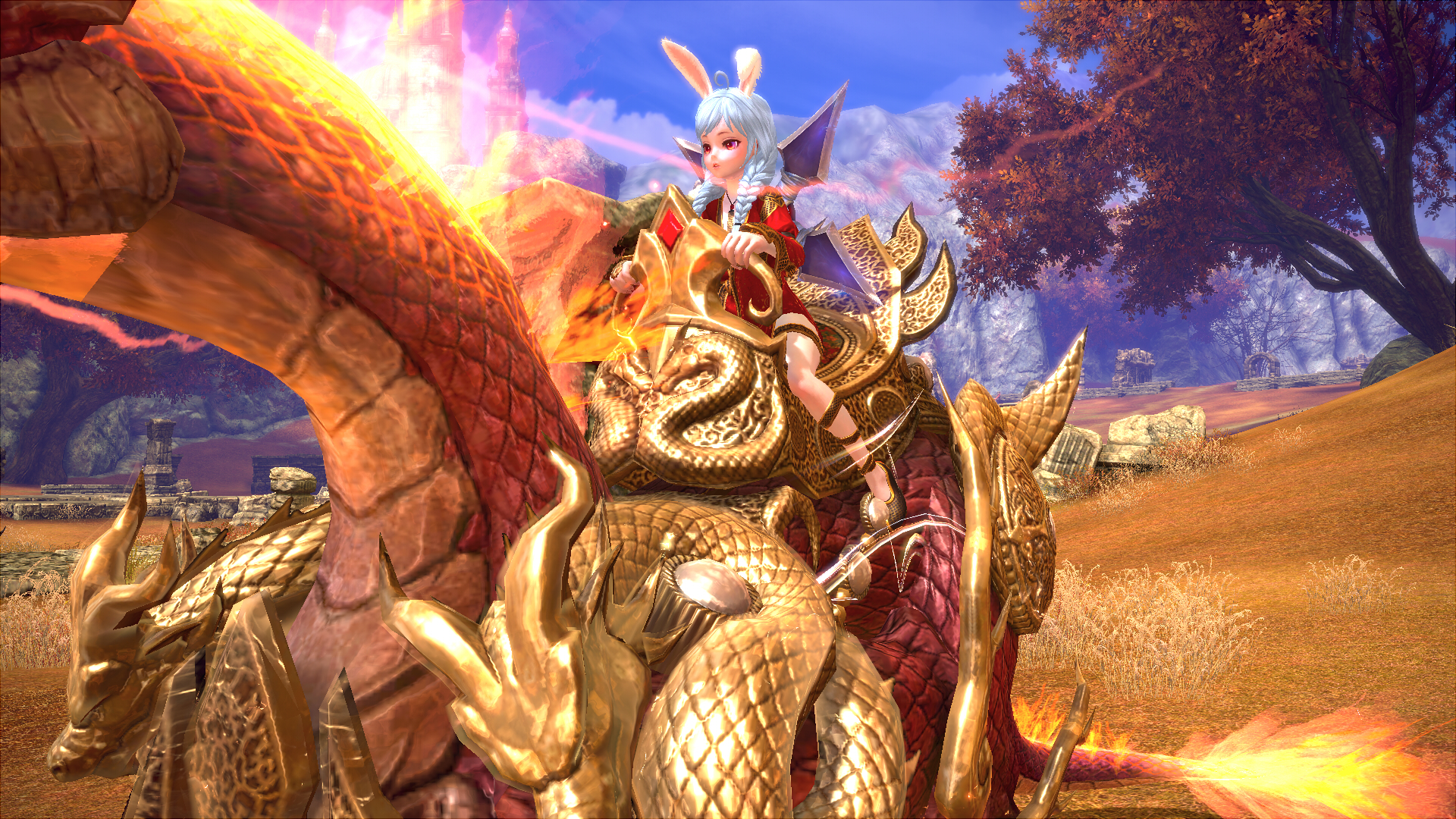 Tera Online Rabbit Impress Wallpaper Hd By Lenmjpu On