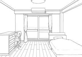 Free Base: Boku no Hero Academia Dorm Room by yammyqueen