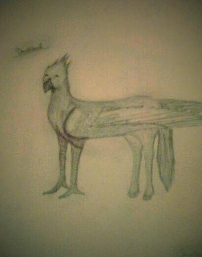 Buckbeak by chrissyh2015