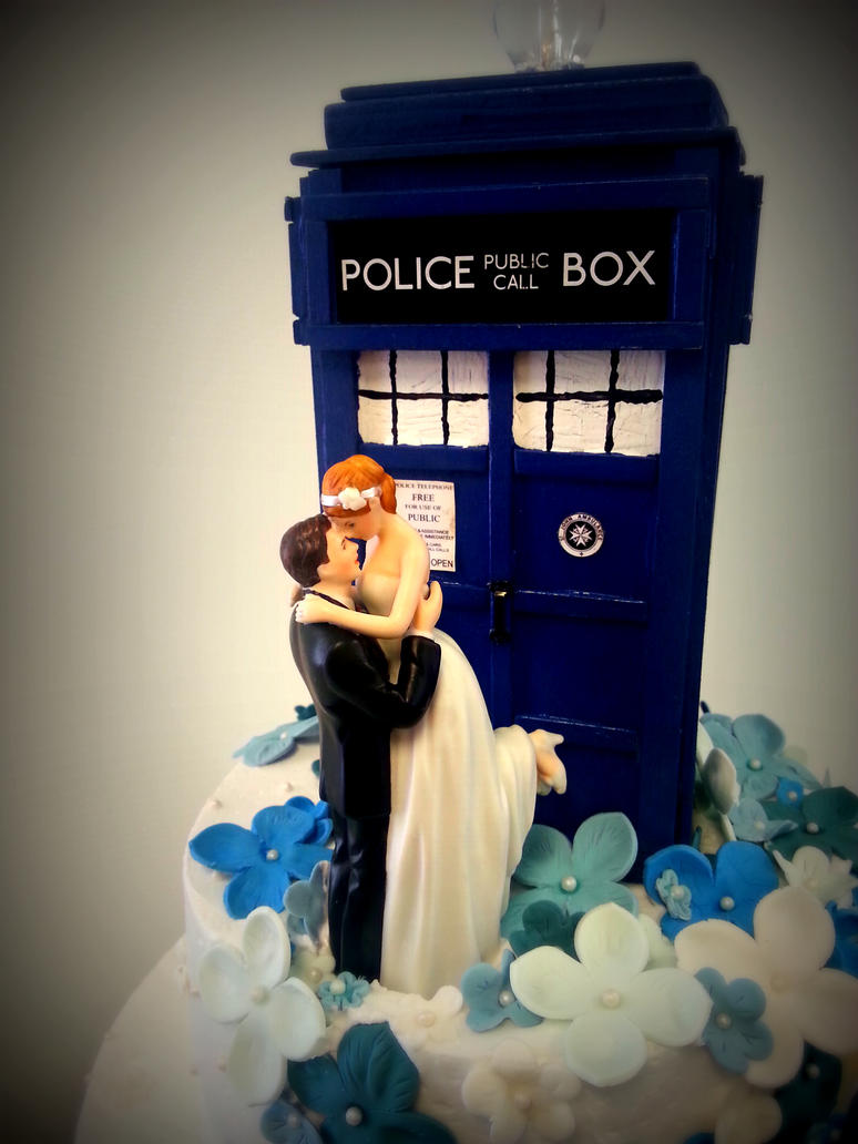 Wedding Cake Topper by Alitashope