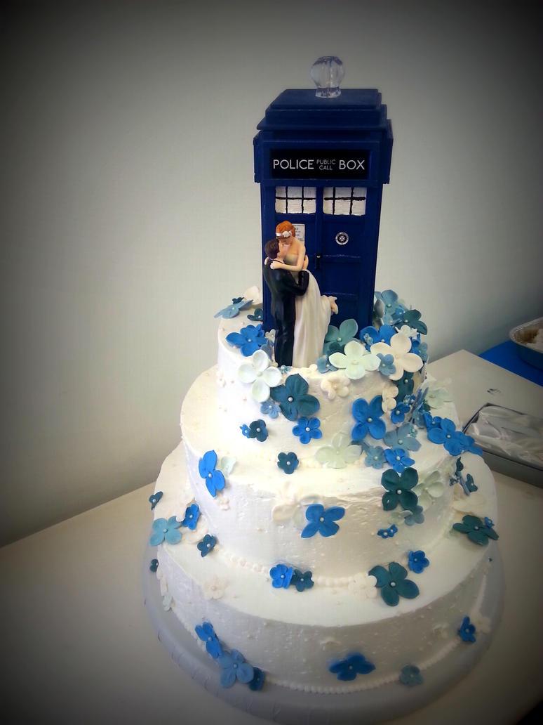 Wedding Cake by Alitashope