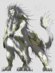Lion taur