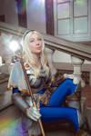 League of Legends - Luxanna Crownguard