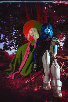 The Legend of DELTARUNE - Ralsie and Kris