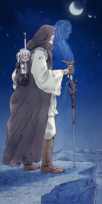 Obi-Wan Kenobi, The Hermit