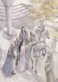 Of Leaving Rivendell