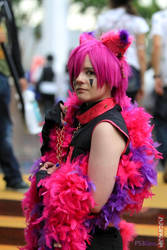 Airay the Cheshire Cat. by SetsukiMeigetsu
