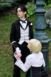 No good deed - Alois Trancy by SetsukiMeigetsu