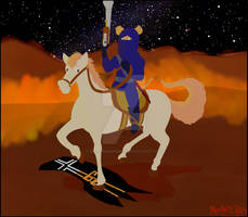 Kiara- The Ghost of the Savasta
