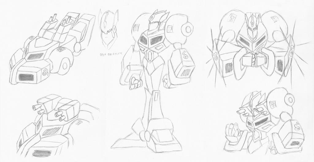 Transformers Zodiac: Optimus Prime by Superrobofan
