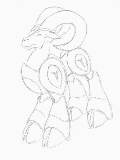 Sentinel Zodiac Spirit by Superrobofan