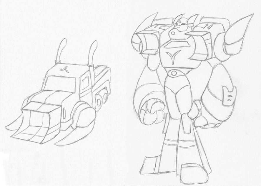 Zodiac Sentinel Prime by Superrobofan