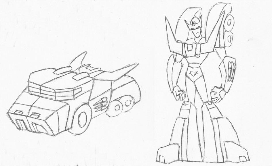 Zodaic Rodimus Prime by Superrobofan