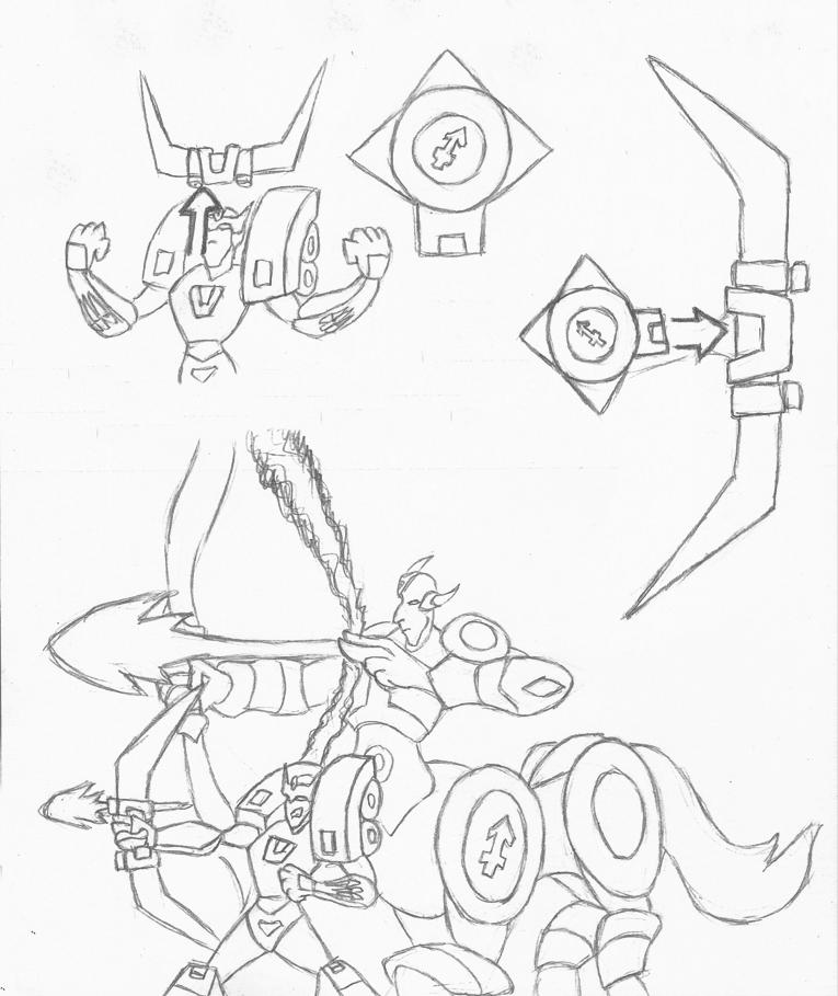 Rodimus, Zodaic Power! by Superrobofan