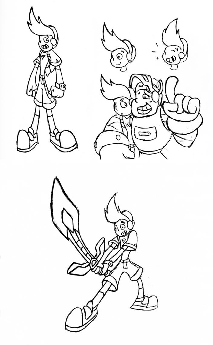 Another New BattleGames Design by Superrobofan