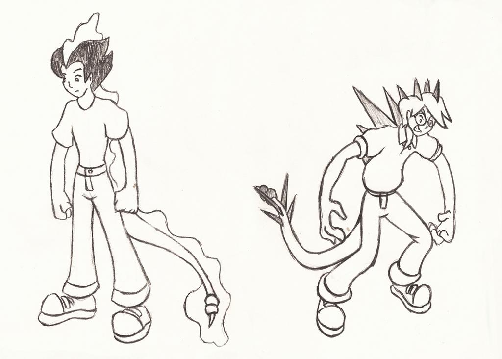 Dragonchild by Superrobofan