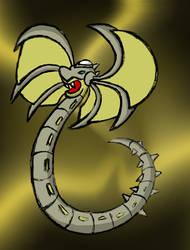 Dark Serpent Zord by Superrobofan