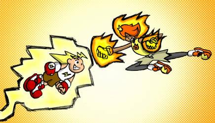 Power Kids Battle!