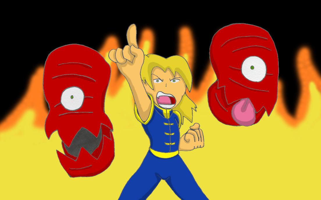 Genji Gami: Heike by Superrobofan