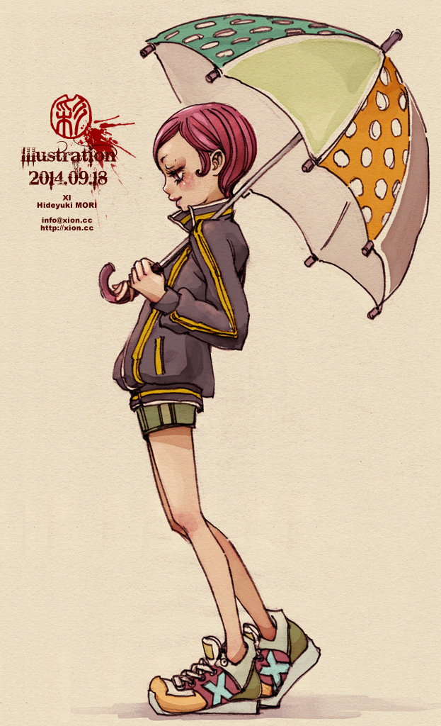 Umbrella by xion-cc