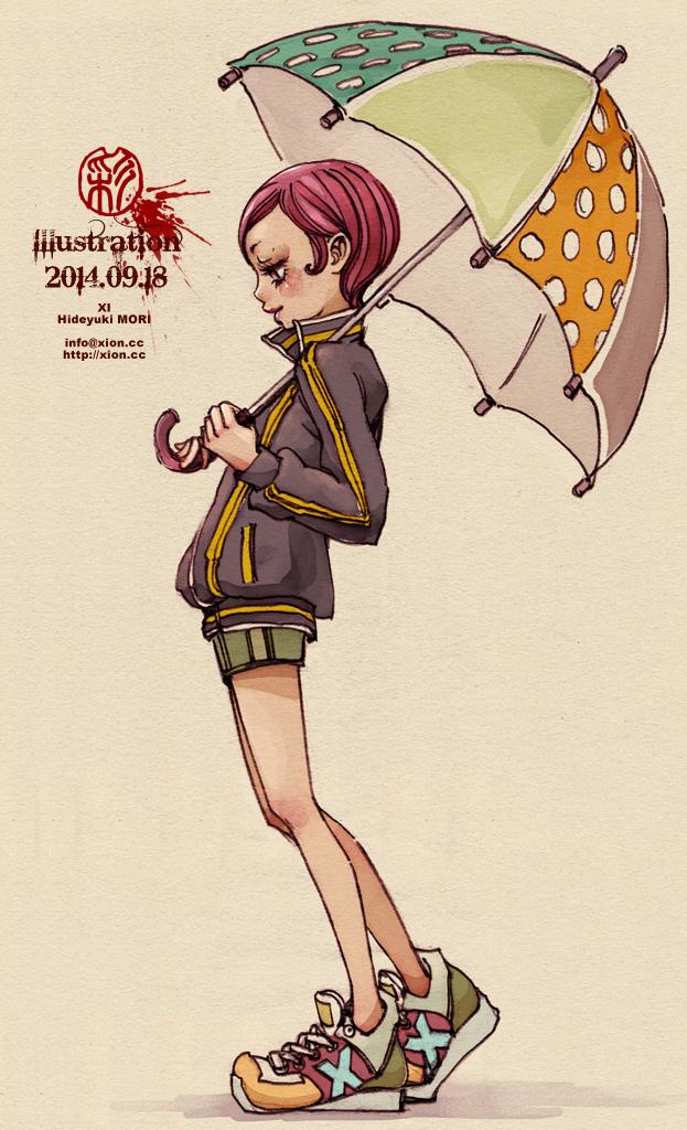 Umbrella by xion-cc