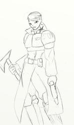 Sergeant Wix, Vulcan 509th