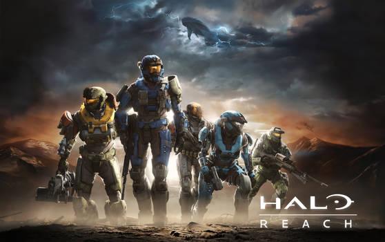 Halo Reach Cover Remake