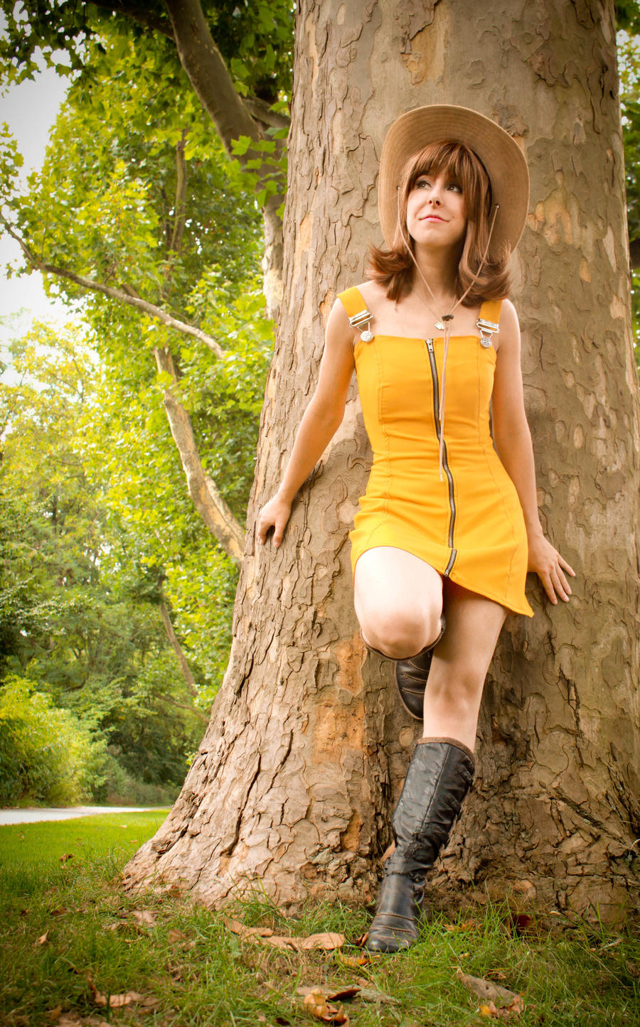 Selphie Tilmitt by Wish-UponAStar