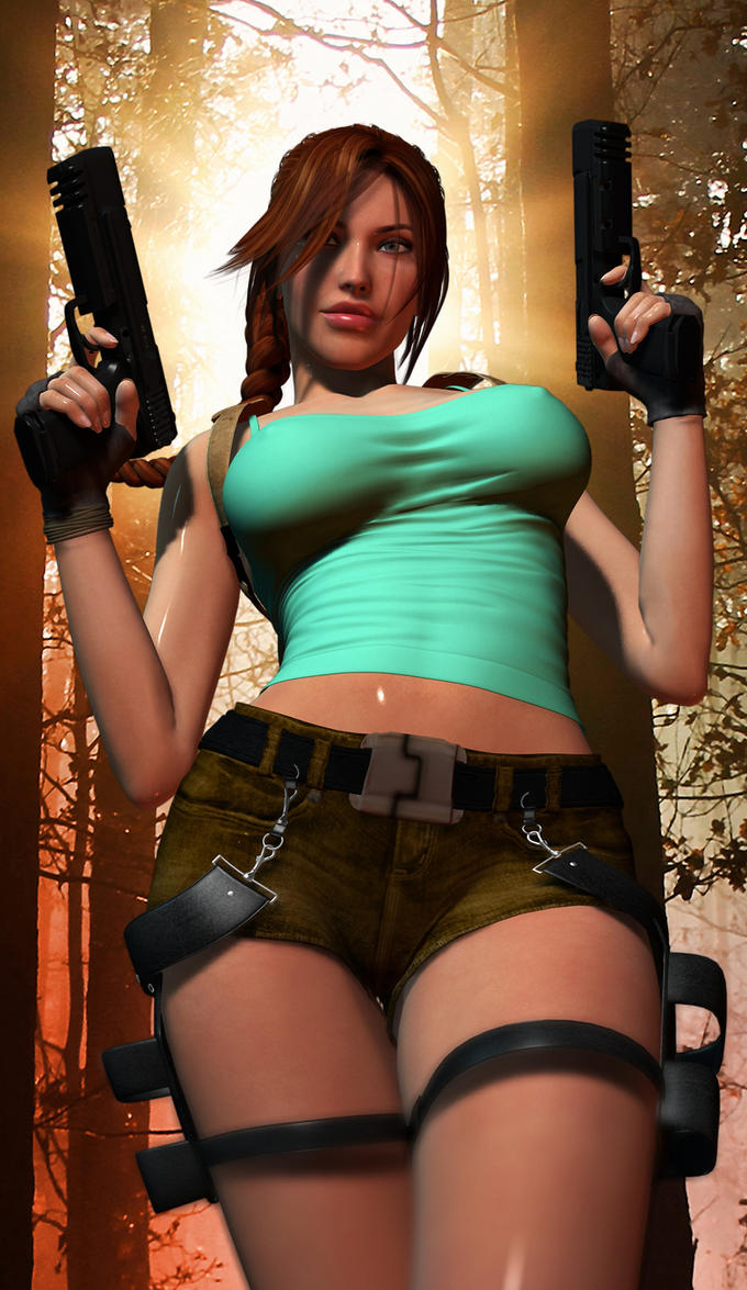 Lara's photo shoot (IX) by BL65
