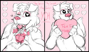 Valentine's YCH - CLOSED