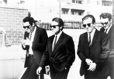reservoir dogs by melankolia13