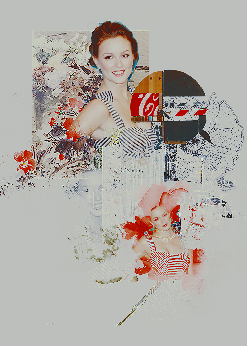 Leighton Meester by OvOsmile