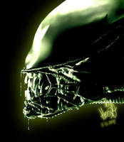 Alien by MonicaHooda