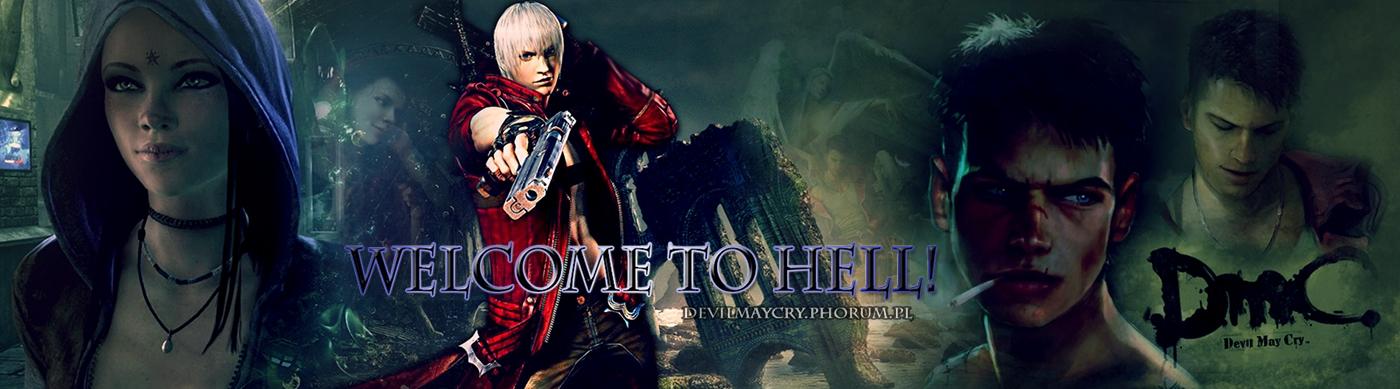 Forum Devil May Cry - Welcome to Hell Strona Główna