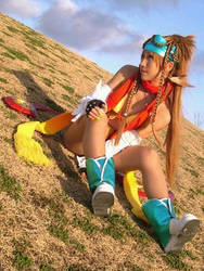 Rikku by rikkugullwings
