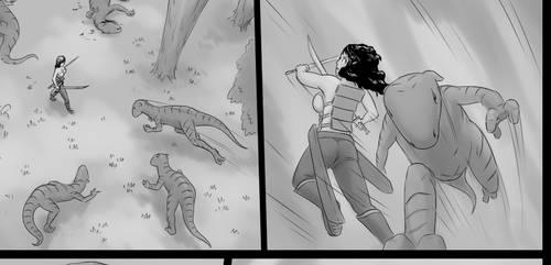 Page 43 - Deadly dance Cut