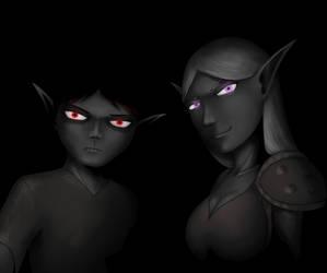 Dark elves 2