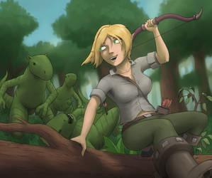 Wood elves 2