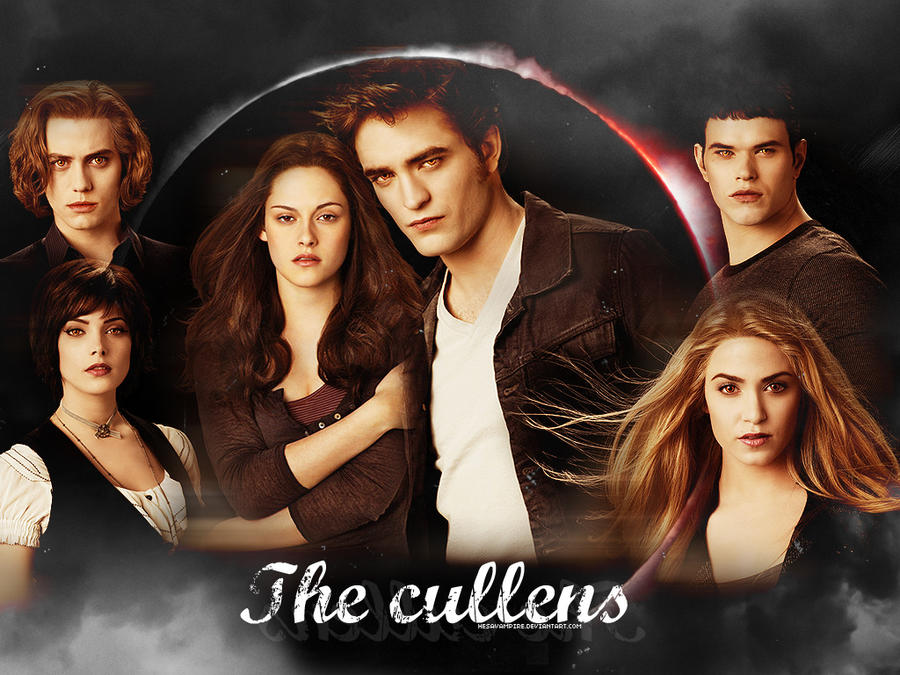 The Cullens the cullens . eclipsehesavampire on deviantart