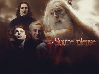 Snape, please by Hesavampire