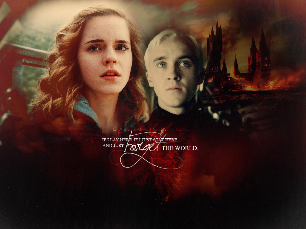 Dramione - Chasing Cars by Hesavampire