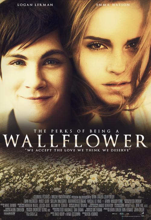 Wallflower poster by Hesavampire