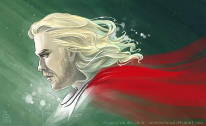 Thor by AnnikeAndrews