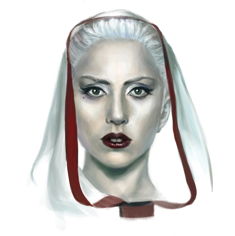 Lady Gaga - Alejandro by AnnikeAndrews