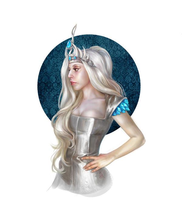 Ice Queen by AnnikeAndrews